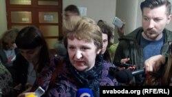Валянціна Губарэвіч