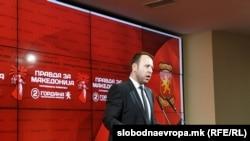 Генералниот секретар на ВМРО-ДПМНЕ Игор Јанушев