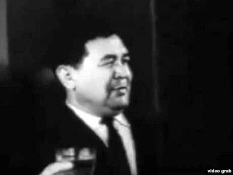 Gurbannazar Atakgaýew (Keçpelek) filminde