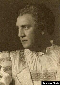"""Макс Лоренц в опере Рихарда Вагнера """"Нюрнбергские мейстерзингеры"""""""