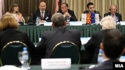 Десетта седница на Заедничкиот консултативен комитет меѓу Македонија и Комитетот на региони на ЕУ.