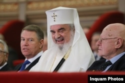 The Romanian Orthodox Church, led by Patriarch Daniel, opposes same-sex relationships.