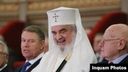 Președintele Klaus Iohannis, Patriarhul Daniel, Răsvan Theodorescu, la Ziua Culturii Naționale, 15 ianuarie 2019