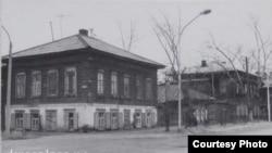 Дом на Перенсона в начале 20 века