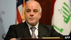 Ирак премьер-министрі Хайдер әл-Абади.