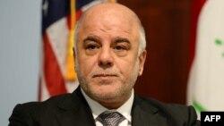 Премьер-министр Ирака Хайдер аль-Абади.