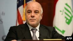 Kryeministri i Irakut Haider al-Abadi