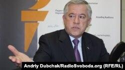 Голова УСПП, депутат Верховної Ради з фракції Партії регіонів Анатолій Кінах
