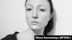куратор выставки Татьяна Ергунова