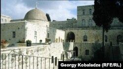 Крестовый монастырь в Иерусалиме