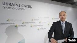 Секретарь Совета национальной безопасности и обороны Украины Андрей Парубий.