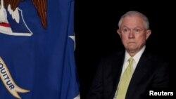 Джефф Сешнс, генеральный прокурор США
