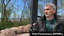 Сергей Дустин, Балтийск