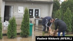 Poplave u Čačku, fotoarhiv