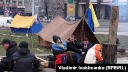 В воскресенье на площади Независимости в Киеве