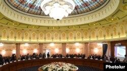 Армения - Конференция ППА в Абовяна, 5 февраля 2015 г․