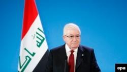 Президент Іраку Фуад Масум