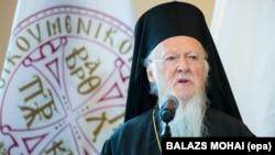 Вселенський патріарх Варфоломій I