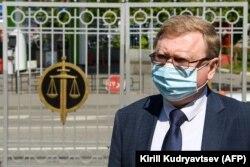 Адвокат Владимир Жеребенков, 25 мая 2020