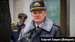 Міністар унутраных справаў Беларусі Ігар Шуневіч