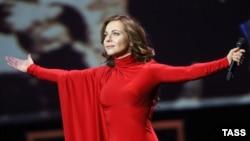Актриса Екатерина Гусева