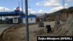 Granični prelaz Kamensko, između BiH i Hrvatske