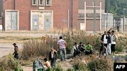 Ֆրանսիա - Աֆղանստանցի միգրանտները Կալե քաղաքում, արխիվ