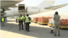 جریان افتتاح و فعالیت دهلیز هوایی هند- افغانستان