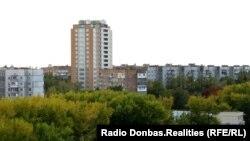 Окупований Донецьк (мікрорайон Текстильник), вересень 2019 року