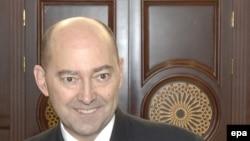 James Stavridis, ish-komandant i forcave aleate të NATO-s për Evropë