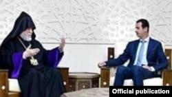 I Aram və Bashar al-Asad