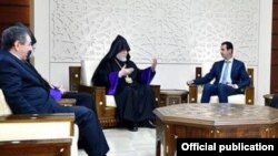 Фотография с официального сайта Киликийского католикосата