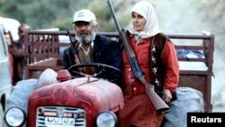 Demirgazyk Siriýa, ýaraglanan etniki türkmenler