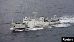 Китайский военный корабль. Фото из архива