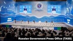 همایش مجمع اقتصادی خزر در شهرک توریستی «آوازه» در ترکمنستان برگزار میشود