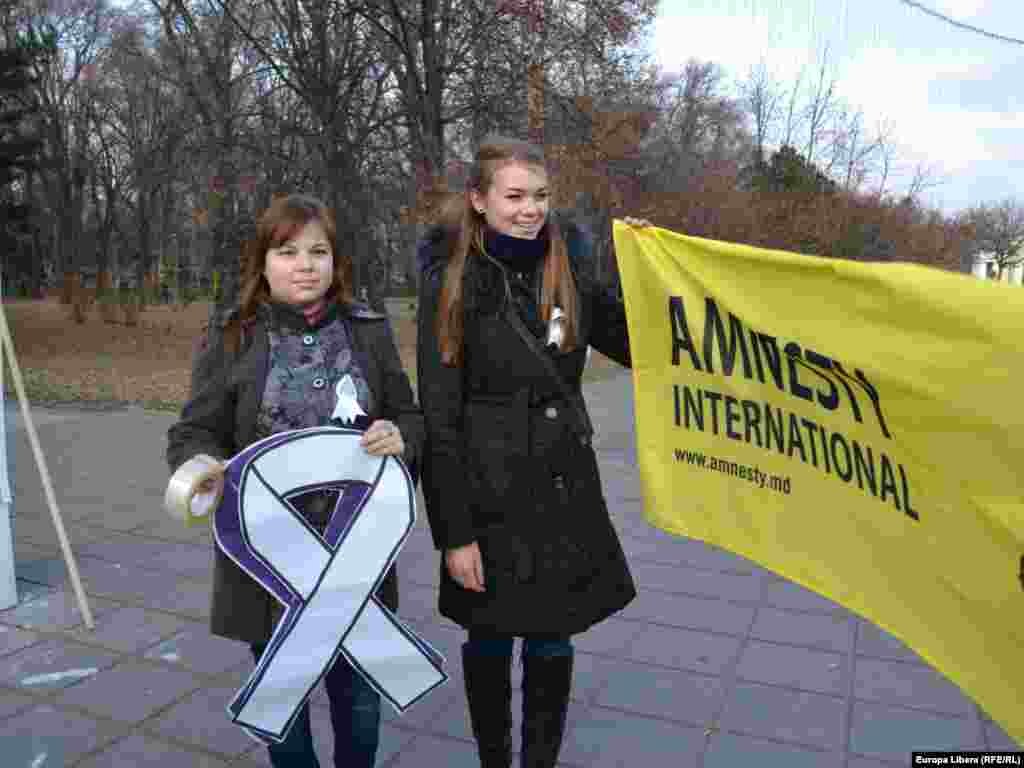 Moldova, Amnesty International campaign against domestic violence 9