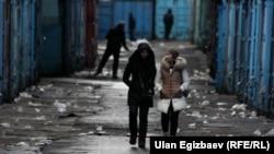 """Борбор Азиядагы эң ири """"Дордой"""" базары"""