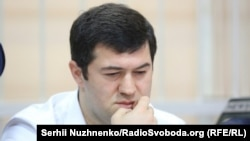Роман Насіров на одному з попередніх засідань суду, 8 червня 2017 року