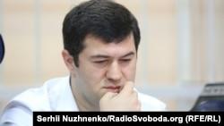 Роман Насіров у суді, архівне фото