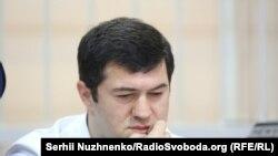 Колишній голова Державної фіскальної служби Роман Насіров