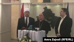 Verski poglavari Kosova, 18. februar 2016.