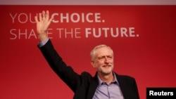Джереми Корбин - лидер британских лейбористов