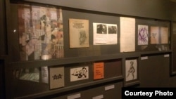 """На выставке """"Архив Харджиева"""""""