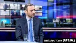 Армения Қауіпсіздік кеңесінің хатшысы Армен Григорян.