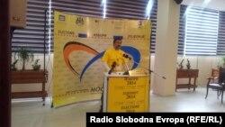 Претседателски избори 2014. Прес-конференции на Граѓанската асоцијација МОСТ.