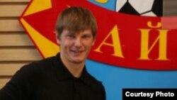 Андрей Аршавин — футболист казахстанского футбольного клуба «Кайрат».