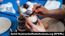Акція «Великдень для героїв» із участю ветеранів АТО. Київ, 23 квітня 2019 року