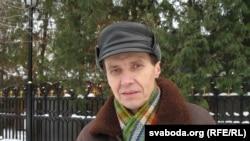 У Юр'я Клімовіча забралі кампутар.