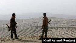 Slobodna sirijska vojska u regiji Afrin