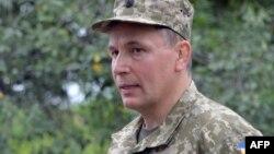 Екс-міністр оборони Валерій Гелетей.